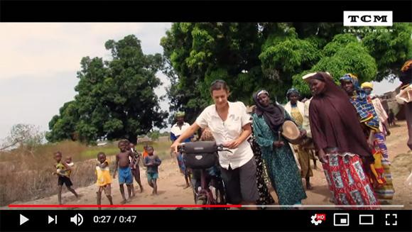 África en Cinecicleta - Tráiler